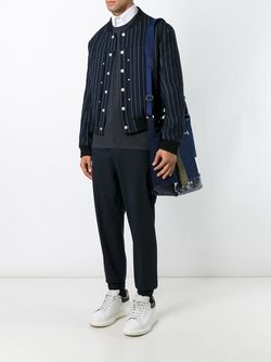 Tapered Trousers Kenzo                                                                                                              синий цвет