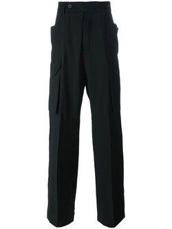 Брюки-Карго Rick Owens                                                                                                              черный цвет