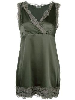 Silsix Dress P.A.R.O.S.H.                                                                                                              зелёный цвет