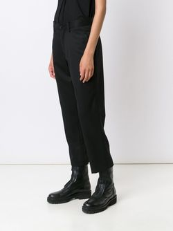 Slim Tapered Pants Y'S                                                                                                              чёрный цвет