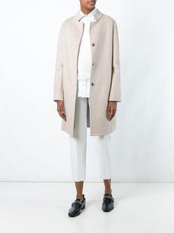 Cashmere Single Breasted Coat Liska                                                                                                              Nude & Neutrals цвет