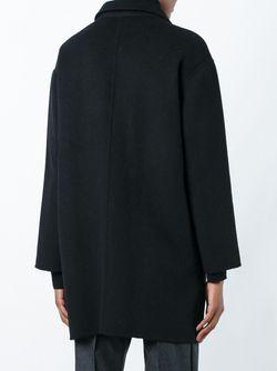 Single Breasted Midi Coat Liska                                                                                                              черный цвет
