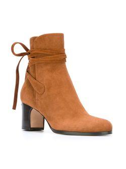 Ботинки По Щиколотку Unützer                                                                                                              коричневый цвет