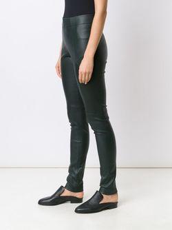 Stitch Detailing Leggings Zero + Maria Cornejo                                                                                                              чёрный цвет