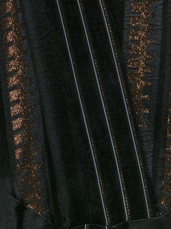 V Neck Jumpsuit Zero + Maria Cornejo                                                                                                              черный цвет