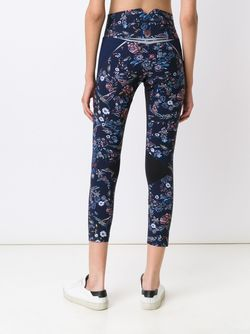 Floral Print Leggings Lucas Hugh                                                                                                              синий цвет