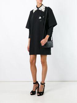 Сумка Через Плечо Star Patchwork Marc Jacobs                                                                                                              черный цвет
