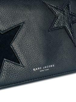 Сумка Через Плечо Star Patchwork Marc Jacobs                                                                                                              чёрный цвет