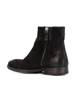 Ботинки Intone N.D.C. Made By Hand                                                                                                              чёрный цвет