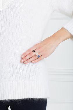 Кольцо С Кристаллами Swarovski Joomi Lim                                                                                                              многоцветный цвет