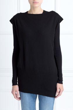 Удлиненный Топ Roque Ilaria Nistri                                                                                                              чёрный цвет