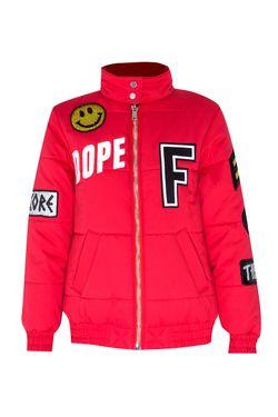 Хлопковая Куртка Winter Filles A Papa                                                                                                              желтый цвет