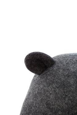 Шерстяная Кепка Kordelia Essentiel                                                                                                              серый цвет