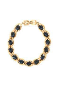 Винтажный Браслет 80-Е Givenchy                                                                                                              золотой цвет