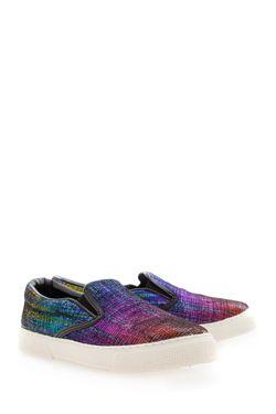 Кожаные Слипоны London-M Kg Kurt Geiger                                                                                                              многоцветный цвет