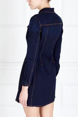 Платье Pippi Burberry                                                                                                              синий цвет