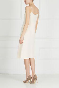 Однотонное Платье The Row                                                                                                              розовый цвет
