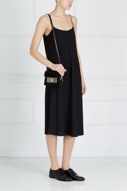 Однотонное Платье The Row                                                                                                              чёрный цвет