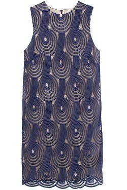 Платье Из Вискозы Christopher Kane                                                                                                              бежевый цвет