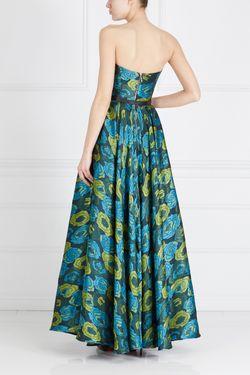 Платье Из Жаккарда Nataniel Dobryanskaya                                                                                                              черный цвет