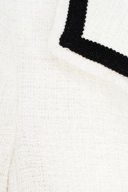 Хлопковый Жакет Moschino Boutique                                                                                                              черный цвет