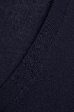 Шерстяной Кардиган Jil Sander Navy                                                                                                              черный цвет