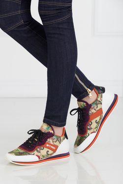 Кроссовки С Принтом Etro                                                                                                              многоцветный цвет