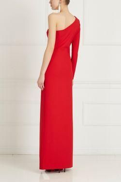 Асимметричное Платье Elizabeth And James                                                                                                              красный цвет