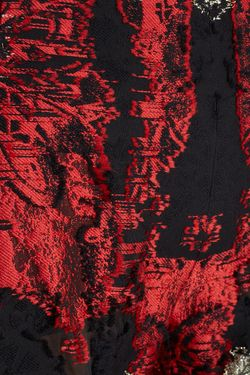 Брюки С Вышивкой Esve                                                                                                              красный цвет