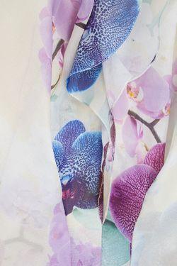 Боди С Принтом Chapurin                                                                                                              фиолетовый цвет