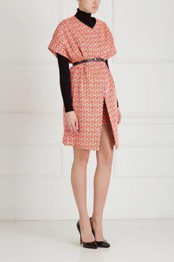 Пальто Chapurin                                                                                                              розовый цвет