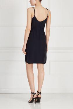 Платье С Кружевом Bruuns Bazaar                                                                                                              синий цвет