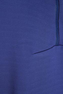 Однотонное Платье VIKTORIA IRBAIEVA                                                                                                              синий цвет