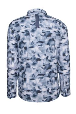 Рубашка С Принтом Dior Children                                                                                                              синий цвет