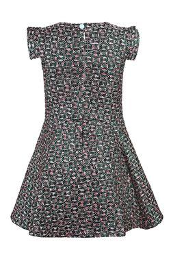 Платье С Принтом Dior Children                                                                                                              многоцветный цвет