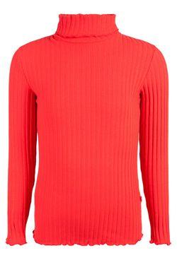 Однотонная Водолазка Il Gufo                                                                                                              красный цвет