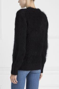Однотонный Пуловер Michael Kors                                                                                                              черный цвет