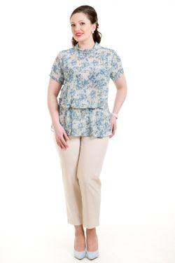 Блузка Прима линия                                                                                                              None цвет