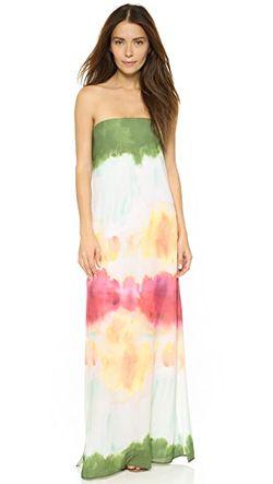 Платье Без Бретелек Yulissa Alice + Olivia                                                                                                              многоцветный цвет