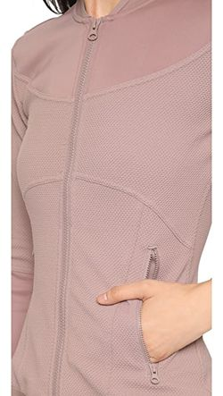 Run Midlayer Adidas By Stella  Mccartney                                                                                                              розовый цвет