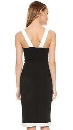 Платье-Футляр Fatima Black Halo                                                                                                              черный цвет