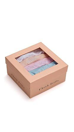Комплект Трусиков Bride Cheek Frills                                                                                                              многоцветный цвет