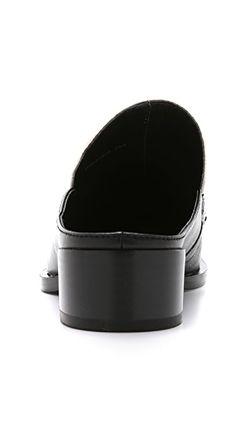 Туфли Без Задника Hackett Dolce Vita                                                                                                              черный цвет