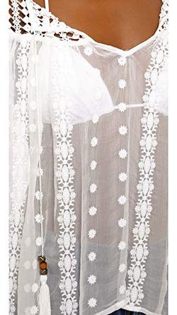 Блуза Stevie House Of Harlow 1960                                                                                                              белый цвет