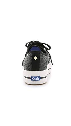 Кроссовки Triple Kick Kate Spade New York                                                                                                              голубой цвет