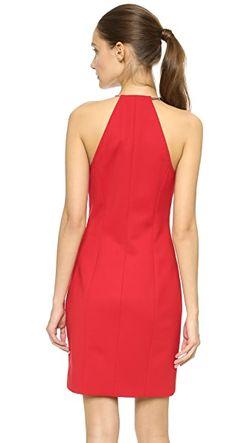 Платье С Кольцом И Американской Проймой Kaufmanfranco                                                                                                              красный цвет
