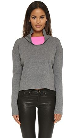 Двусторонний Пуловер Milly                                                                                                              розовый цвет