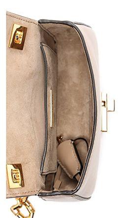Сумка Gia С Маленькой Цепочкой Michael Kors Collection                                                                                                              Дюна цвет
