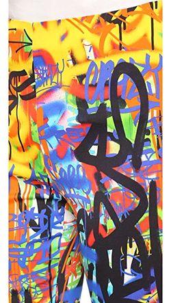 Брюки С Принтом Moschino                                                                                                              многоцветный цвет