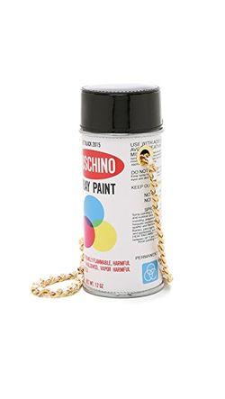Сумка В Форме Аэрозольного Баллончика Moschino                                                                                                              многоцветный цвет